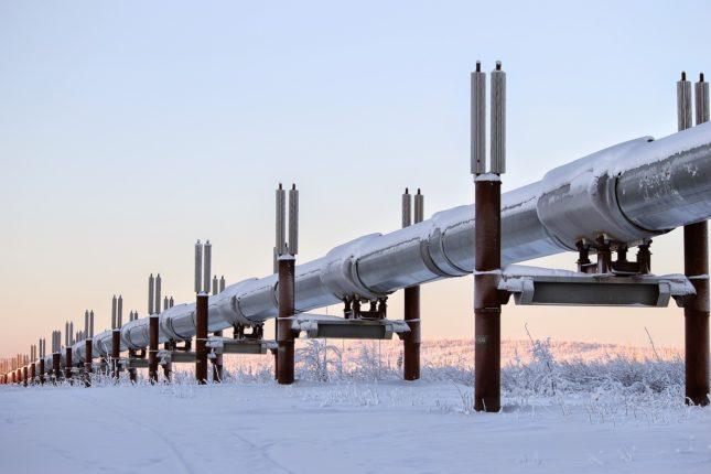 pétrole alaska