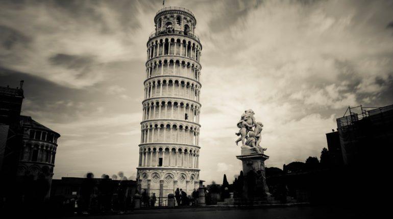 tour pise italie